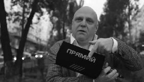 Микола Вересень став ведучим Прямого каналу