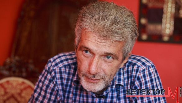 """Андрій Куликов: «""""Червона лінія"""", можливо, в тому, що мої компроміси ніколи не були оплачені»"""