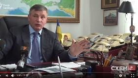 Програма «Схеми» відкидає звинувачення начальника УДО Валерія Гелетея у домислах і викривленні інформації