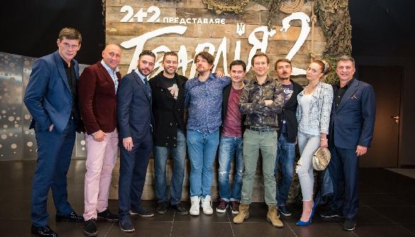«Гвардия-2»: Шапарев чудесный характерный актер
