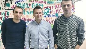 В «Українській правді» з'явилися заступник головреда, директор з розвитку, новий журналіст та відеограф