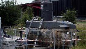 Поліція знайшла фрагменти тіла загиблої шведської журналістки Кім Волл, які були затоплені
