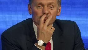 Речник Путіна заявив про можливе обмеження діяльності американських ЗМІ у Росії
