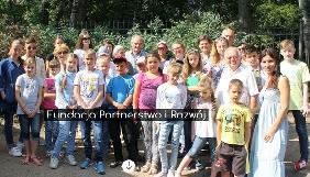 Відновити зір українському журналісту допомагає благодійний фонд з Польщі