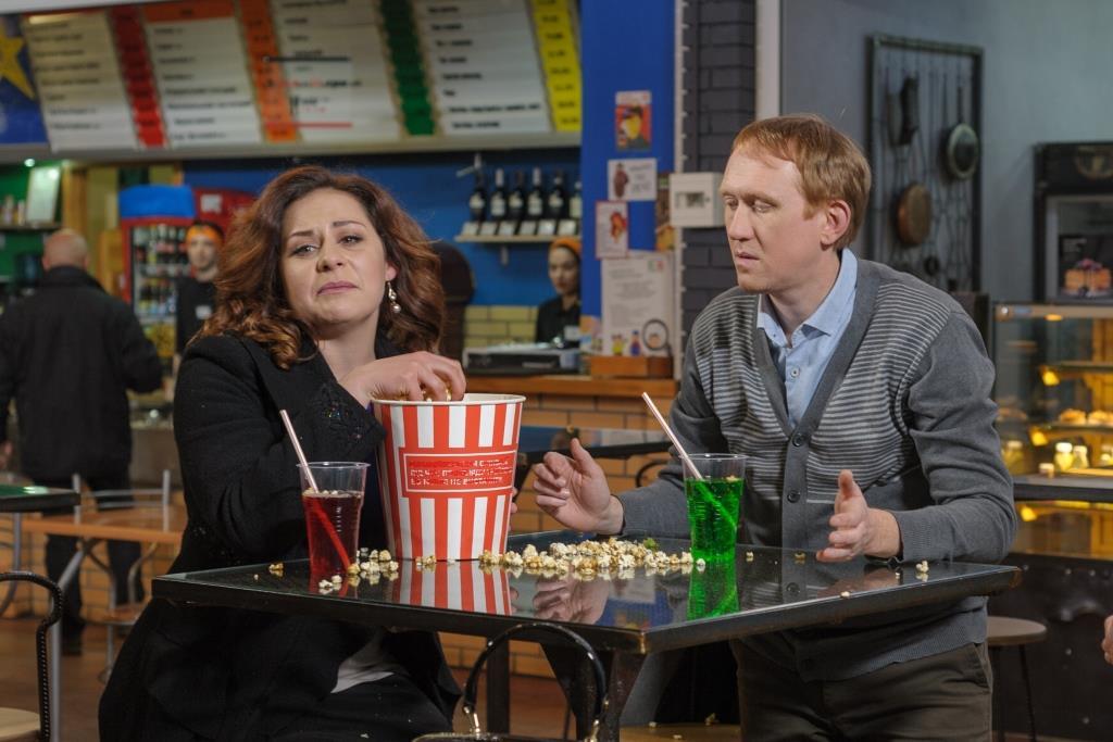 На телеканалі «Інтер» стартує другий сезон серіалу «Спокуса»