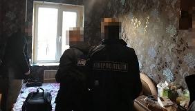 У Києві Кіберполіція викрила чоловіка у незаконній ретрансляції телеканалів (ФОТО)