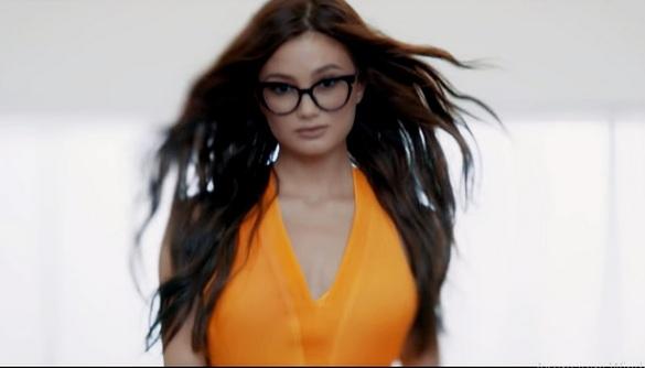 Фіналістка восьмого сезону шоу «Танцюють всі!» засвітилася в кліпі Валерія Меладзе