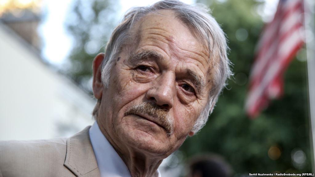 Мустафа Джемілєв заявив у ПАРЄ, що Росія почала знищувати незалежні ЗМІ з першого дня анексії