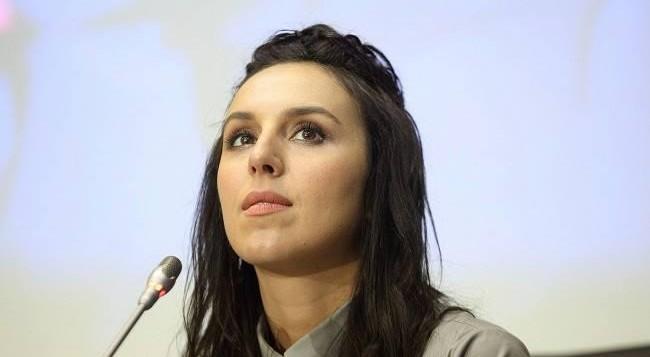 Джамала висловила підтримку засудженим Семені, Умерову та Чийгозу