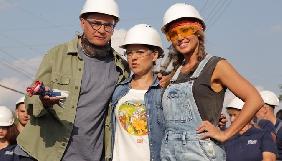 Оксана Марченко займется строительством домов на канале «Интер»