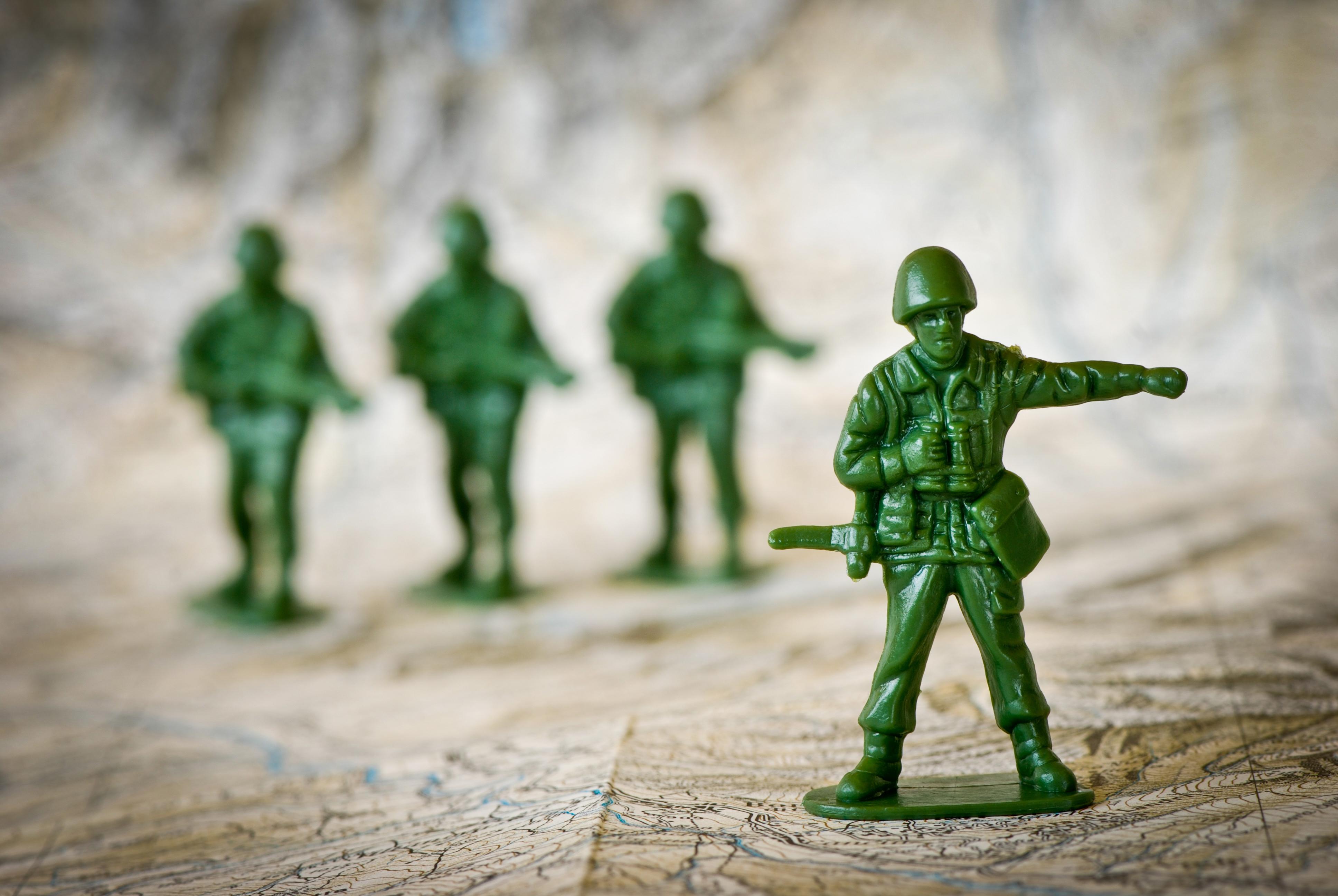 Стратегічні комунікації у США: 80% реальних дій і лише 20% слів