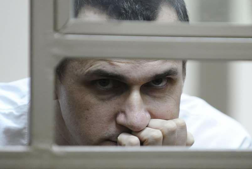 Олега Сенцова доправили до колонії за Полярним колом