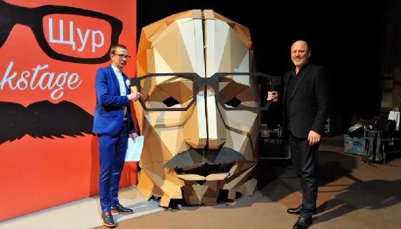 Зураб Аласанія показав декорації до нового  шоу Майкла Щура (ФОТО)