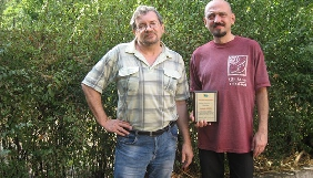 Радіо «Запоріжжя» записує авторську радіоп'єсу-детектив «Мої кордони» журналіста Запорізької філії