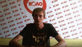 У Пирятині блогер Вадим Кирпиченко виявив на своєму подвір'ї гранати