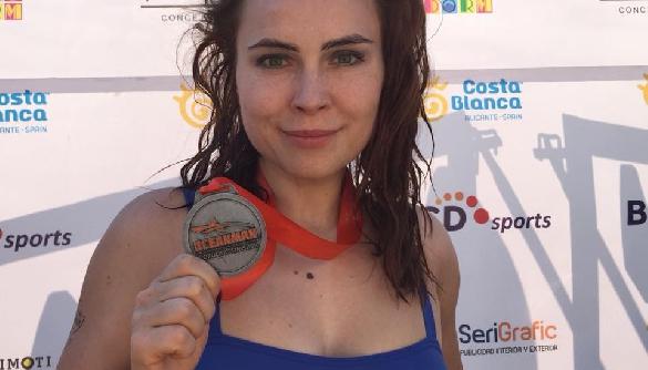 Анастасия Даугуле похвасталась достижениями в плавании и фигурой в купальнике (ФОТО)