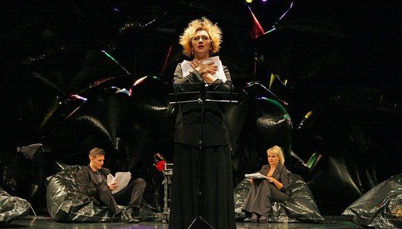 Римма Зюбіна поскаржилася на канал «Культура», який «вбиває» вистави