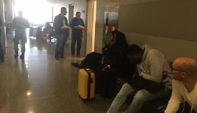 Заступниця головреда «Страни.ua» заявила, що її затримали в аеропорту «Бориспіль»