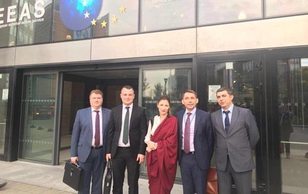 У Брюсселі заступник прокурора АРК розповів про порушення прав українців на анексованому півострові