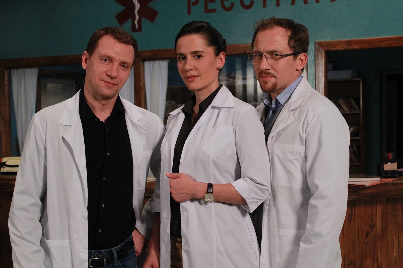На каналі «Україна» стартує 45-серійна мелодрама «Лікар Ковальчук»