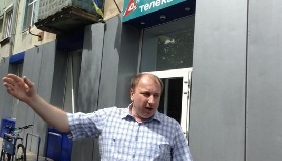 Екс-керівники Донецької філії НСТУ хочуть забрати з телеканалу дві відеокамери