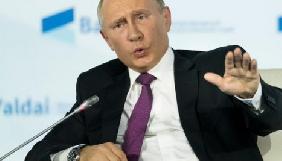 Путін заявив, що Росія може відповісти на «утиски» російських ЗМІ в світі