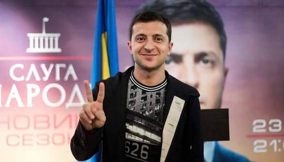 «Я йду…»: Зеленський приєднався до гучних заяв щодо балотування у президенти