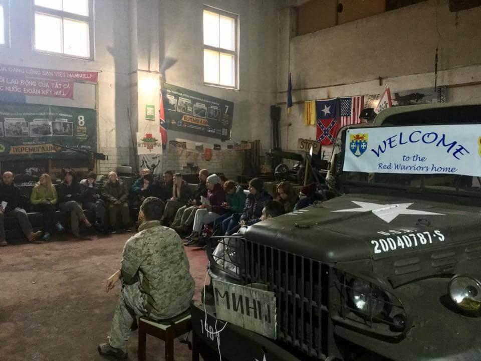 МІП та ІМІ проводять тренінг з безпеки для журналістів в зоні АТО