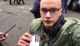 Спецпризначенці побили у суді журналіста «Громадського ТБ» Дмитра Реплянчука (ДОПОВНЕНО)