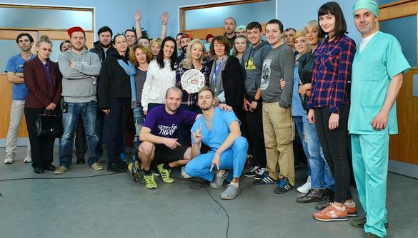 Канал «Україна» продовжив україномовну медичну драму «Черговий лікар» ще на два сезони