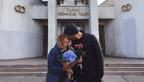 Катерина Сергацкова та Роман Степанович відгуляли скромне весілля (ФОТО)