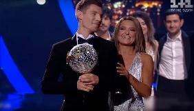 Наталія Могилевська виборола жадану перемогу у «Танцях з зірками»