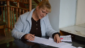 На Закарпатті редакторка Лариса Ступак виграла суд по доступу