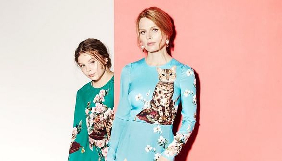 Ольга Фреймут з донькою позували у пристрасному леопарді для українського глянцю