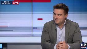 Ведучим «112 Україна» став соціолог Олександр Шульга