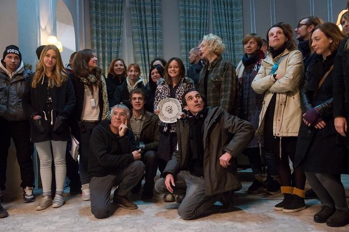 Автори копродукційного фентезі «Поліна» представили Держкіно готову стрічку