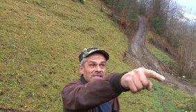 На Закарпатті журналістів ледь не побили місцеві мешканці та лісничий