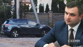 ЦПК звернувся до НАБУ щодо голови департаменту Генпрокуратури після розслідування «Схем»