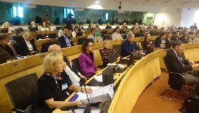 Дружина Романа Сущенка говоритиме про захист прав людини у Брюсселі