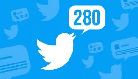 Twitter збільшив ліміт символів до 280 знаків