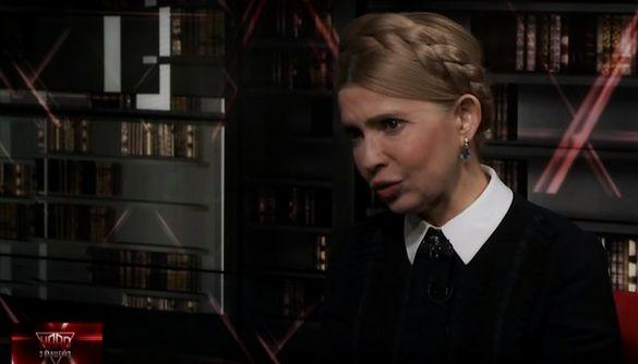 """«Телеканал """"Прямий"""" роблять філіалом 5 каналу Порошенка» – Юлія Тимошенко поскаржилася на промивання мізків"""