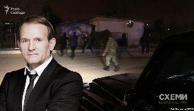 Журналісти «Схем» спростовують звинувачення адвоката Медведчука, який назвав їх розслідування «провокацією»