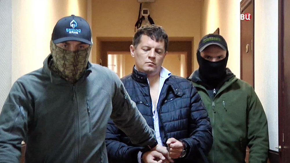 Українського журналіста Сущенка відмовились випускати з-під варти