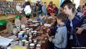 У Києві проходить акція «Рука допомоги» на підтримку дітей кримських політв'язнів