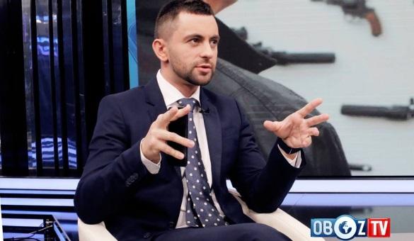 Віталій Півовар став ведучим денних ефірів Oboz TV
