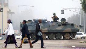 Армія Зімбабве захопила державну телекомпанію