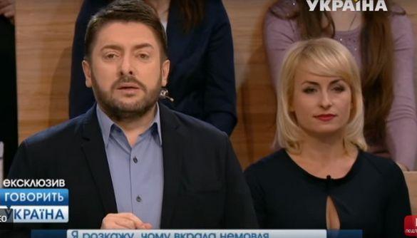 Олексій Суханов у «Говорить Україна»: «Так ребенок родился мертвым или вы его убили?»