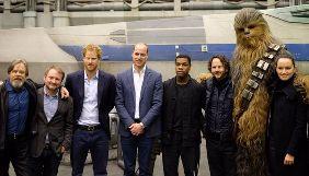 У восьмому епізоді «Зоряних війн» знімуться британські принци