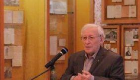 Пішов із життя відомий український літературознавець Віталій Дончик
