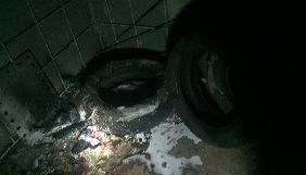 У Кам'янському головреду місцевої газети підпалили гараж